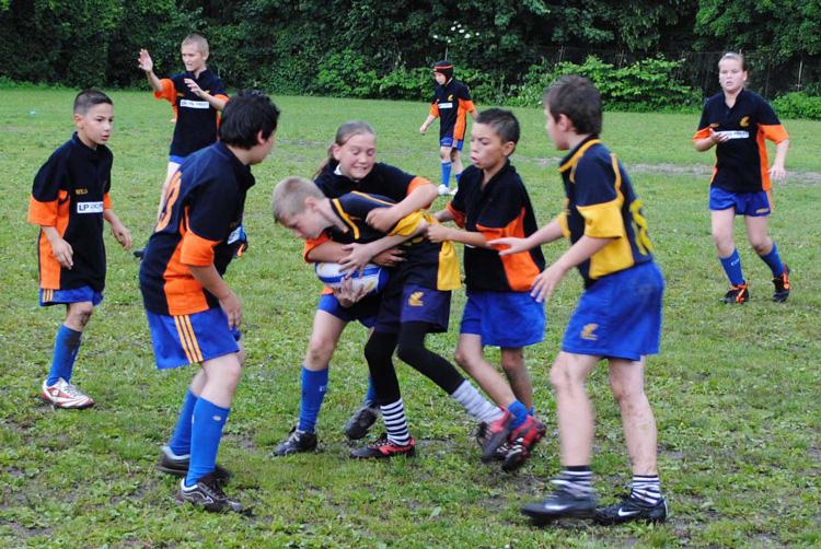Rugby Tag: au început campionatele interşcolare