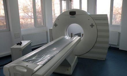 Tomograful de la Spitalul Judeţean, supus unor investigaţii
