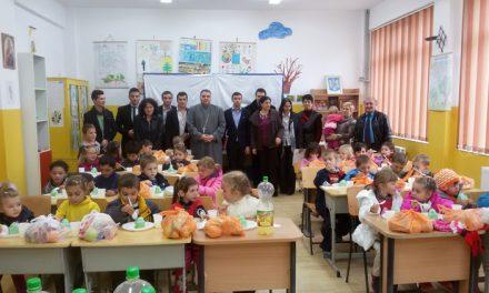 Acţiuni filantropice şi sociale ale elevilor Seminarului Teologic, în prag de sărbători