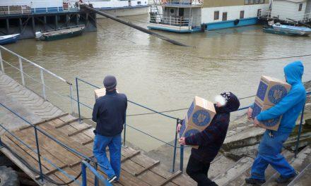 Au furat alimentele de la Uniunea Europeană