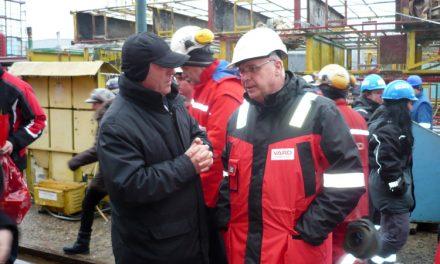 Bursa peştelui: VARD şi Consiliul Judeţean, o nouă rundă de negocieri