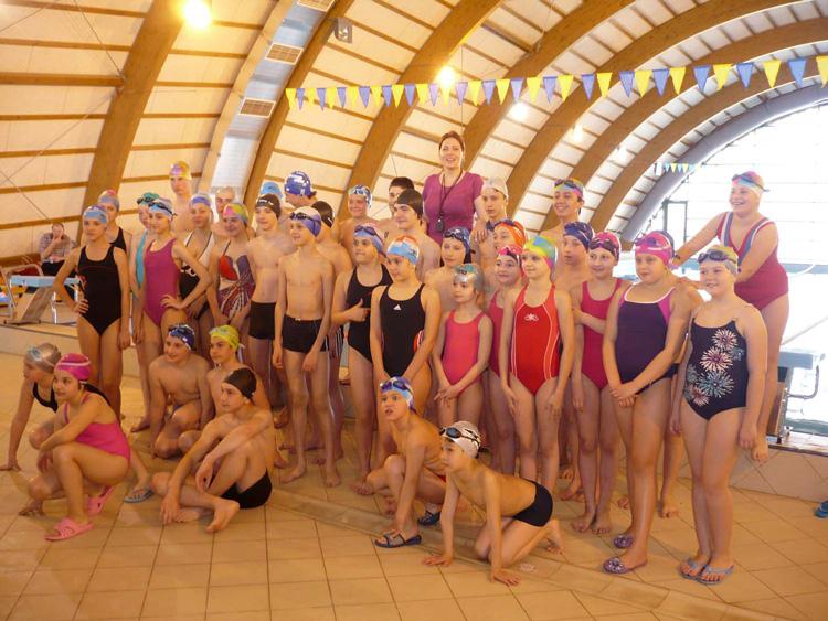 Cupa Delfin, ediţia a II-a: 100 de sportivi de la mai multe şcoli de înot din Tulcea, gata de concurs