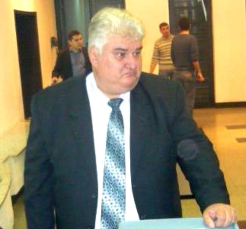 Liberalii l-au eliberat din funcţie pe viceprimarul municipiului, Marcel Iordache