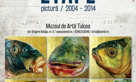 Lucrările artistului tulcean Laurenţiu Midvichi, expuse la Muzeul de Artă