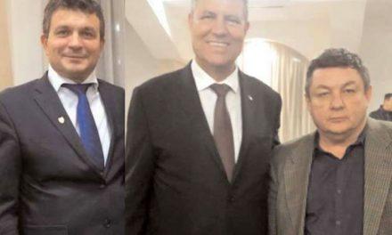 Senatorul Motoc şi deputatul Popa au reprezentat Tulcea la recepţia privată a preşedintelui Klaus Iohannis