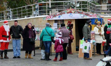 Vino să vizitezi Căsuţa de Crăciun din Piaţa Civică!