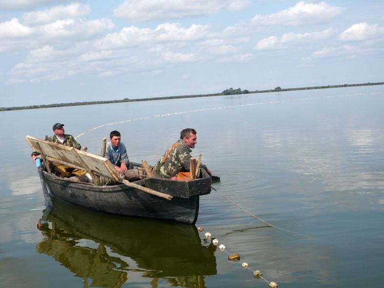 Pescarii din deltă, la cursuri de perfecţionare pe Oceanul Atlantic