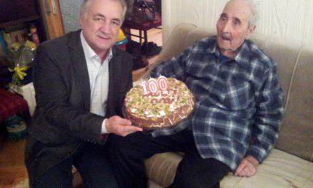 Salib Geambec, veteranul tulcean care a împlinit un secol de viaţă