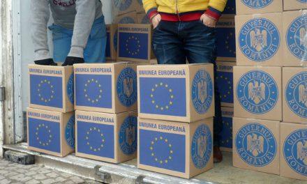 Tulcenii au rămas fără alimentele de la UE: le-au fost furate!