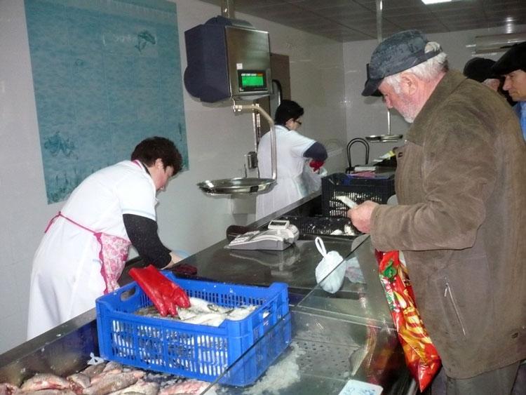 Sezonul rece închide pescăriile