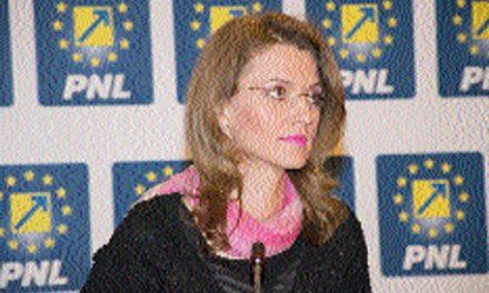 Alina Gorghiu va veni în vizită, la Tulcea