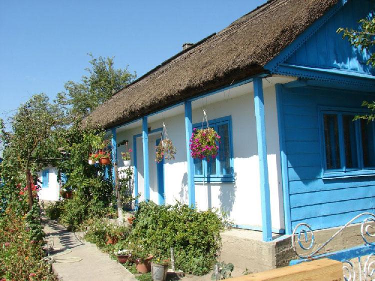 Satul tradiţional din Delta Dunării, imaginea României la Expoziţia universală de la Milano
