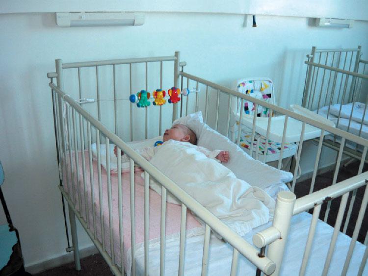 La Spitalul Judeţean de Urgenţă s-a închis Pediatria