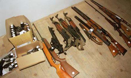 Tulcenilor le plac armele şi explozivii