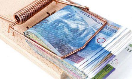 Criza francului elveţian îi trimite pe tulceni la uşa OPC-ului