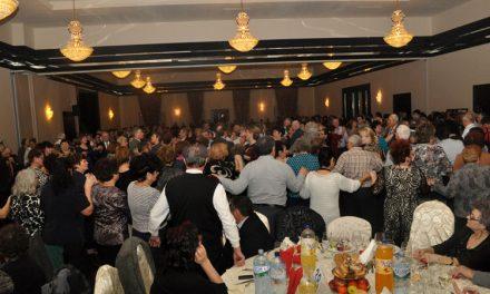 Pensionarii tulceni, petrecere de zile mari la un Revelion cu repetiţie