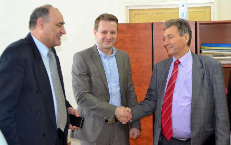 Dr. Tudor Năstăsescu, noul manager al Spitalului Judeţean de Urgenţă