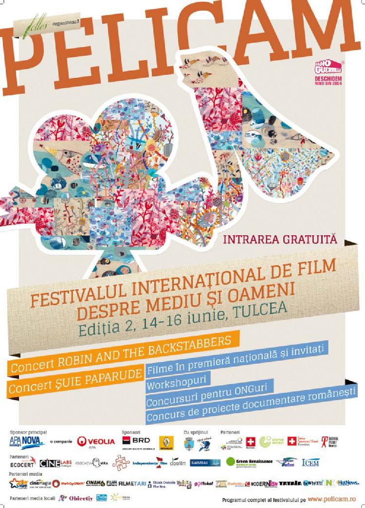 Festivalul Pelicam, emblemă a Deltei Dunării, merge la Washington!