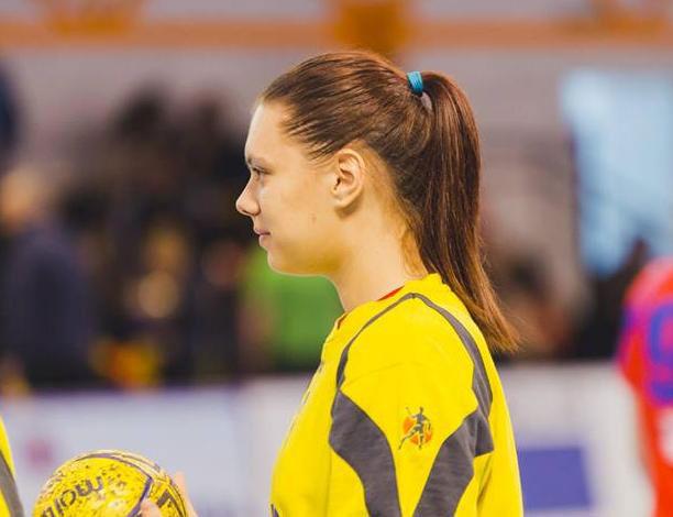 Goalkeeper-ul Bianca Avram din Tulcea, calificare cu Naţionala U17 la Campionatul European