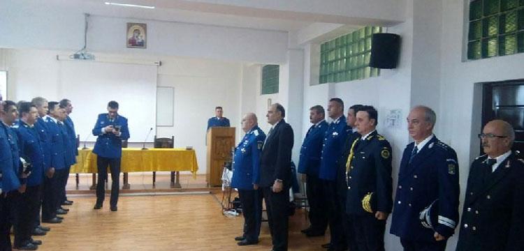 Inspectoratul de Jandarmi Judeţean are un nou şef