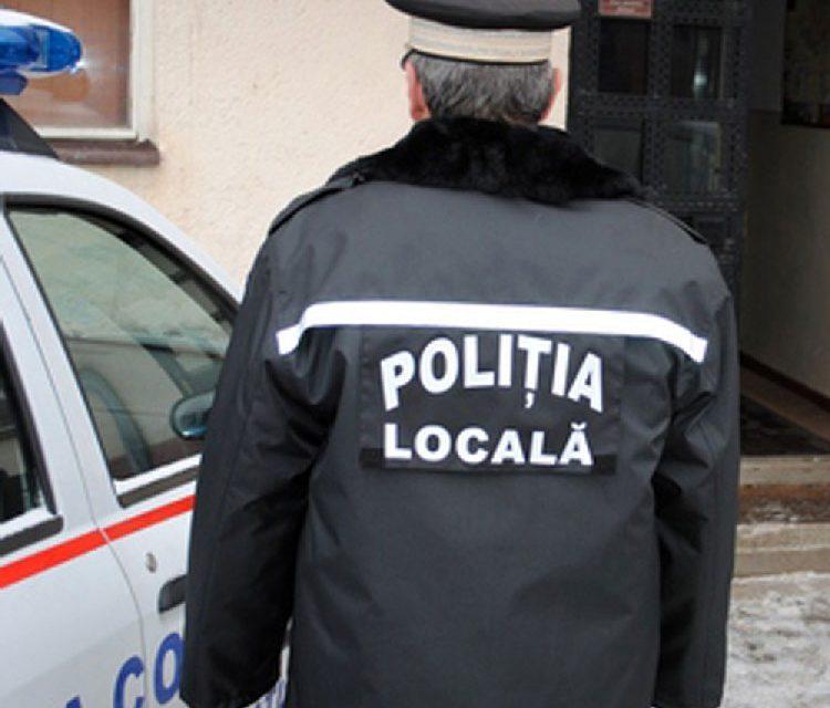 Poliţia Locală are un buget de 800.000 lei pentru echipamente şi tehnică de luptă