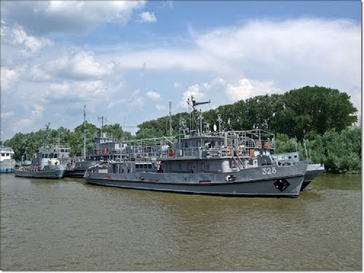 Portul Militar Tulcea îşi deschide porţile către elevi