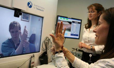 Telemedicina, soluţie la penuria de medici