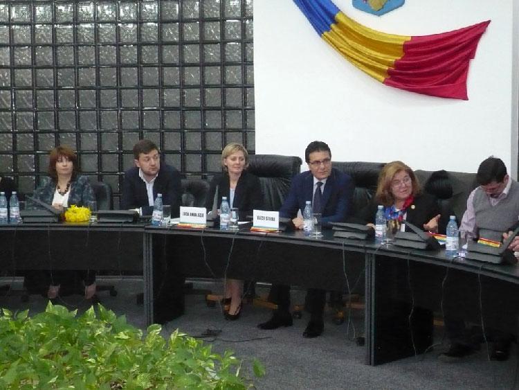 Andaluzia Luca, noul preşedinte al Organizaţiei Municipale a PSD Tulcea