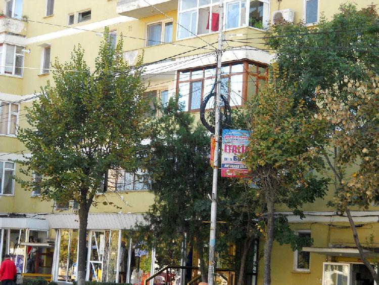 Investiţia de pe Dobrogeanu Gherea, bine primită de tulceni