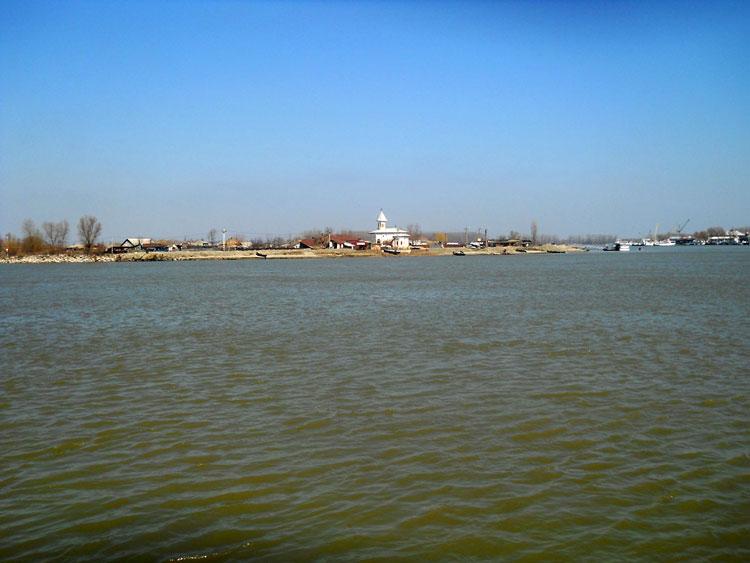 Persoană dispărută în apele Dunării, la Tudor Vladimirescu