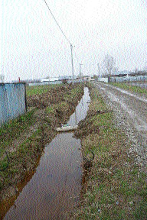 """Proiecte europene de milioane de euro """"calamitate"""" de ploi la Tulcea"""