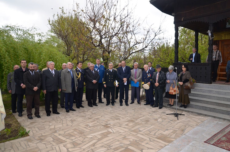 Ziua Naţională a Veteranilor de Război, serbată cu onor la Tulcea