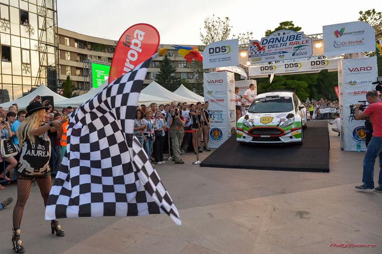 Avem deja primele echipaje înscrise la Danube Delta Rally