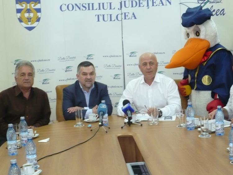 Centura Dunării, Turneu Internaţional de box masculin la Tulcea