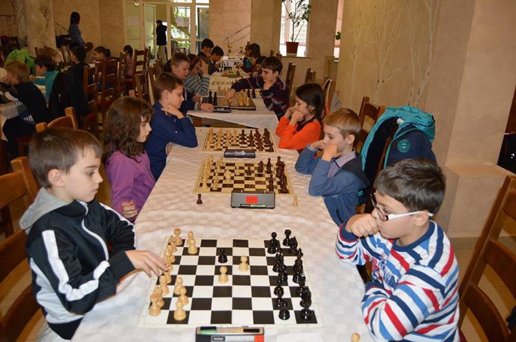Cupa Europei, competiţie de şah pentru copii