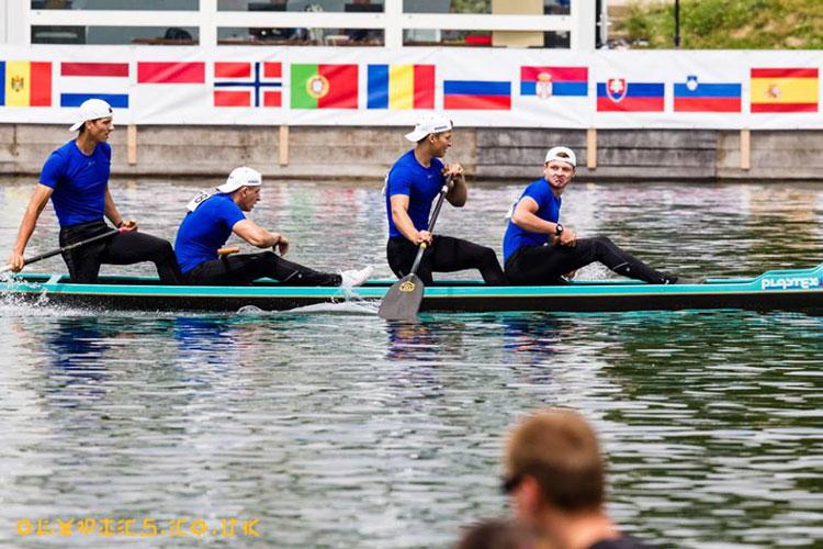 Doi tulceni în echipajul care a luat argintul la Campionatul European