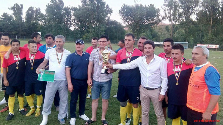 Granitul Babadag a câştigat Cupa României