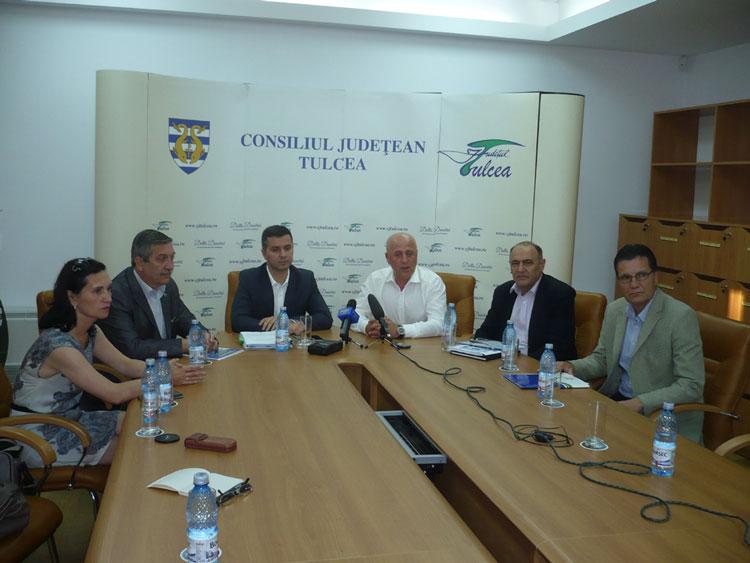 Încep lucrările de modernizare a Aeroportului de la Tulcea
