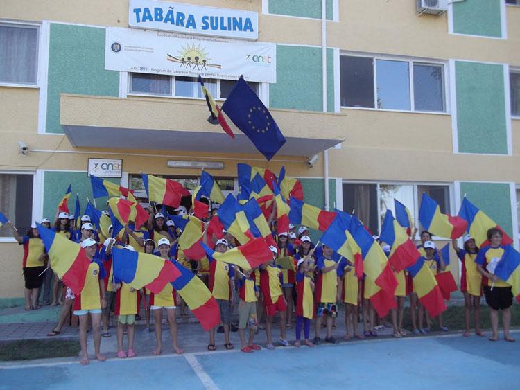 Se deschide tabăra internaţională de la Sulina