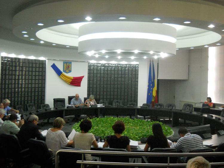 Consiliul Local Tulcea, deblocat de independentul Cătălin Chirachina