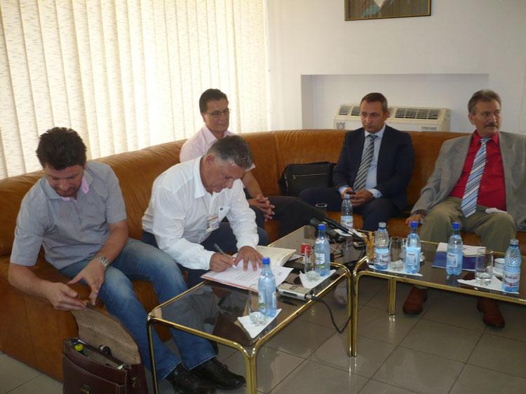 S-a dat ordinul de începere a lucrărilor de modernizare a Aeroportului Tulcea