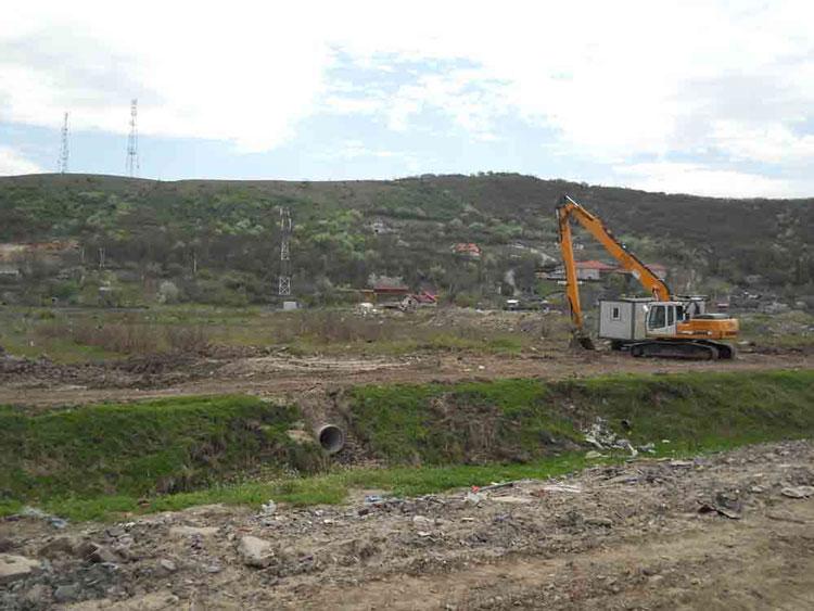 Ministerul Fondurilor Europene a respins fazarea ecologizării Zaghenului