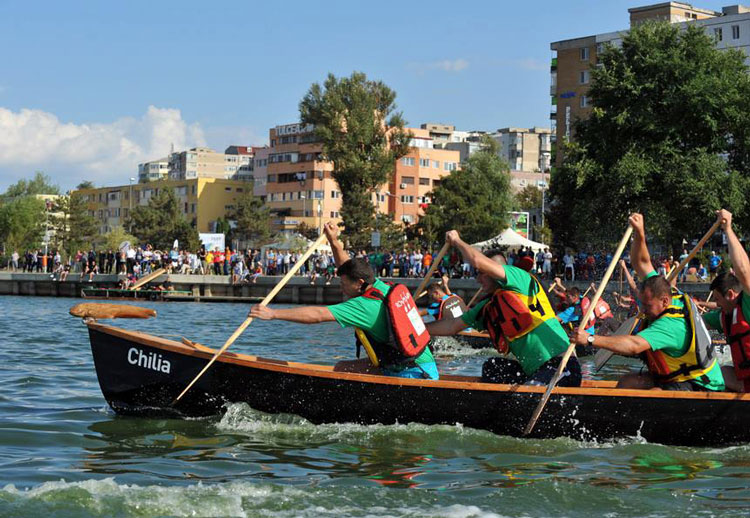 Rowmania Fest 2015 vine cu un element în premieră: Cupă Europeană de Triathlon la Tulcea