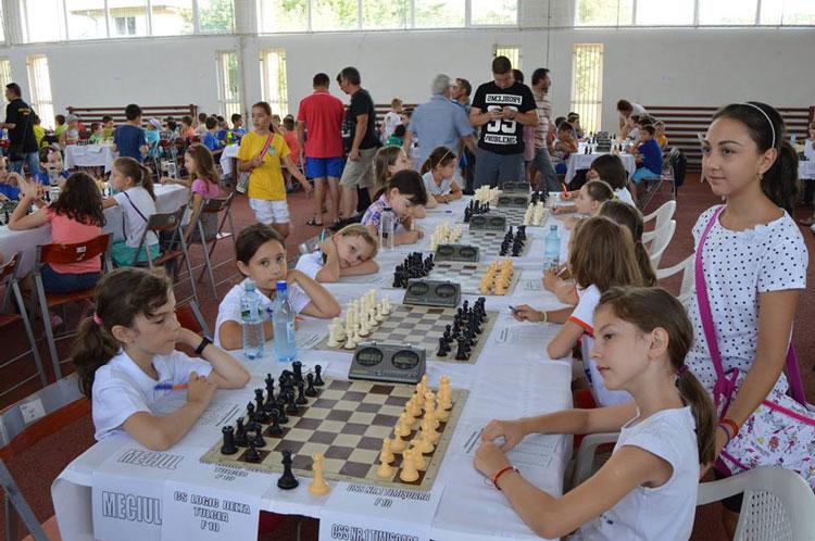 Şah: Tulcea, reprezentată pentru prima dată în finala Campionatelor Naţionale
