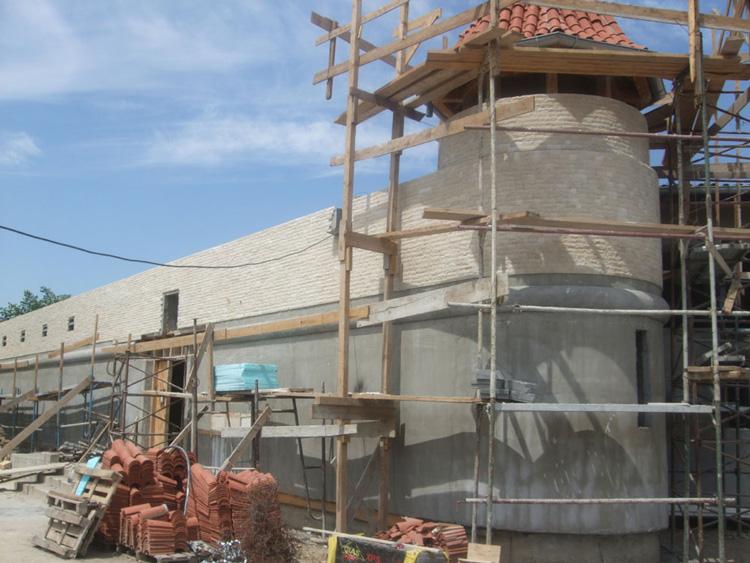 Până la sfârşitul acestui an, Bazilica martirilor creştini de la Niculiţel, reabilitată pe bani europeni