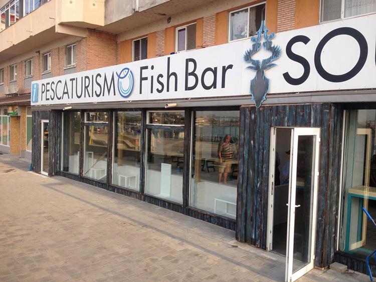 """""""Ivan Pescar"""", primul restaurant cu specific pescăresc din municipiul Tulcea"""