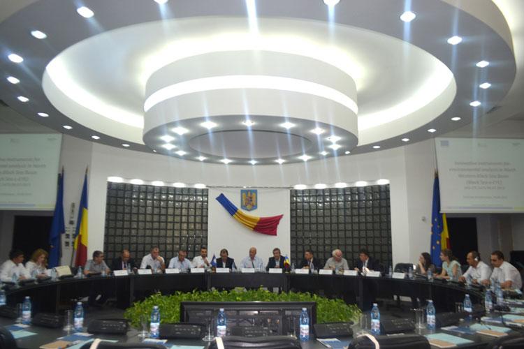 """La ceas aniversar: 17 ani de cooperare transfrontalieră la nivelul Euroregiunii """"Dunărea de Jos"""""""