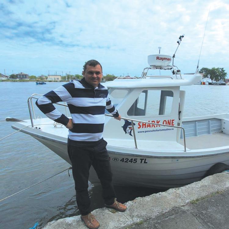Proiecte de succes prin FLAG Delta: Drumul de la pescuit la ecoturism pentru un pescar din Sulina