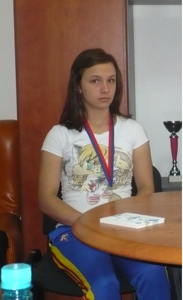 Tulceanca Elena Timofte, locul V la Campionatul European de box