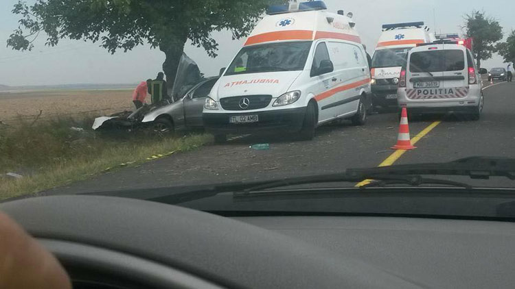 Două femei din Republica Moldova, decedate într-un cumplit accident rutier